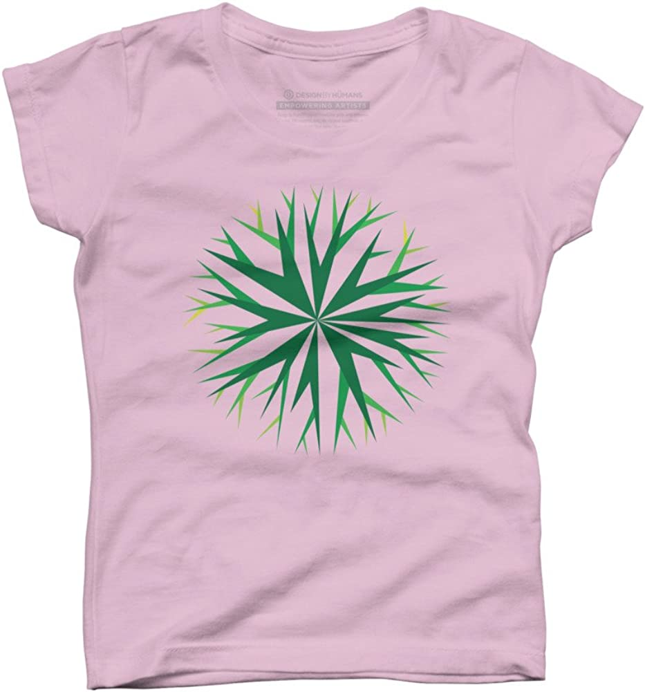 Modern Tree Girls Youth Graphic T Shirt Design By Humans