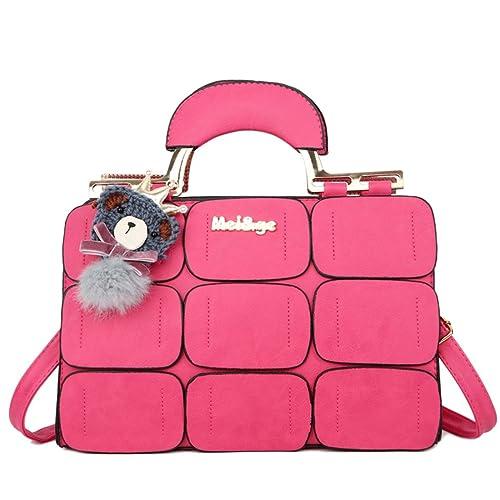 Pahajim Ladies Handtasche Fashion Rucksack Damenhandtasche tasche taschen günstig beuteltasche günstige handtaschen damen taschen schöne handtaschen