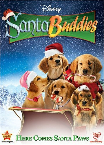 Santa Buddies: The Legend Of Santa Paws (Santa Paws)
