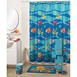 Allure Home Creation Fish Tails Bath Collection