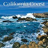 California Coast 2020 12 x 12 Inch Monthly Square Wall Calendar with Foil Stamped Cover, USA United States of America Pacific West State Nature