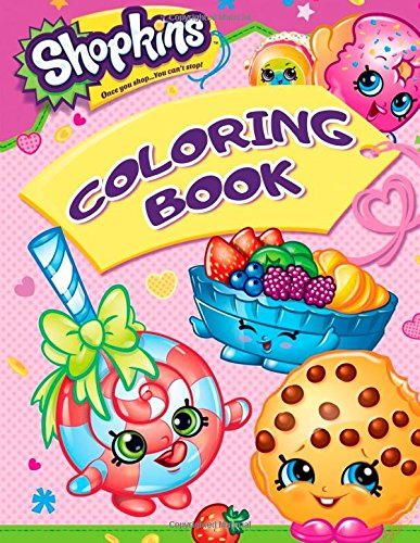 Download Shopkins Coloring Book: Great Coloring Pages for Toddlers and Kids ebook