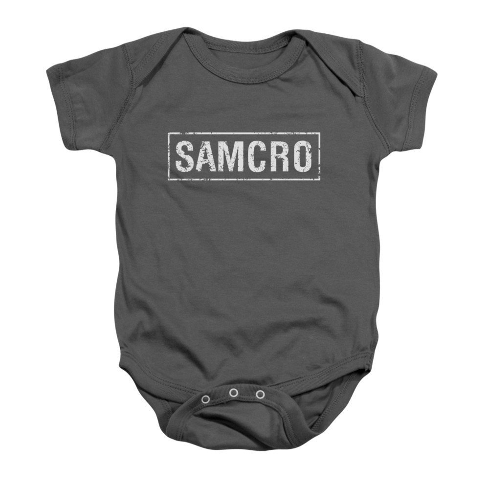 97a70b322 Amazon.com: Sons Of Anarchy - Samcro Baby Onesie: Clothing