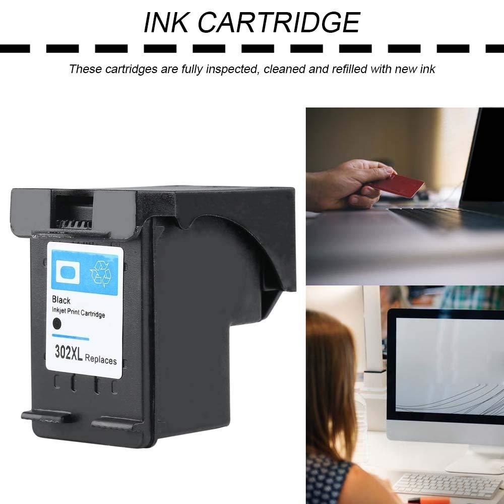 Nuevo Cartucho de Tinta no OEM para HP 302 para HP-302 DESKJET ...