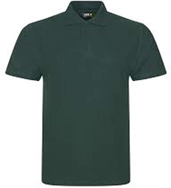 PRO RTX Men/'s Short Sleeve Casual Workwear Uniform Polo shirt Top Size XS to 7XL