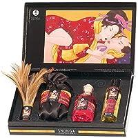 Shunga Kit Tenderness Gift, Color Negro - 537