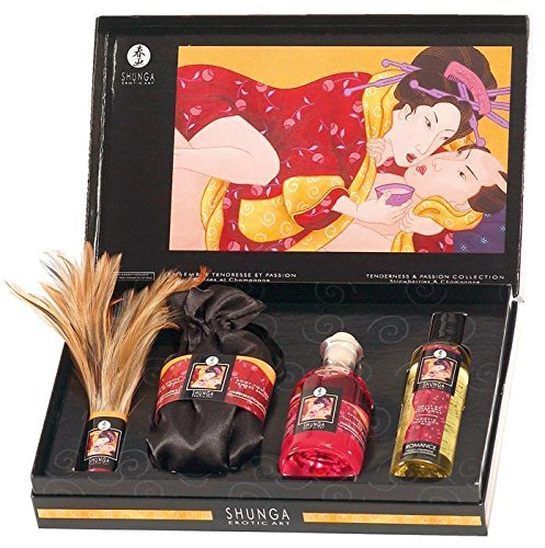 Shunga - Garden of Edo Collection