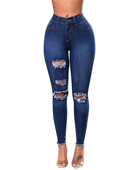 NUOVA linea donna neri vita alta slim skinny con cerniera e bottone Leggings Elastico Jegging