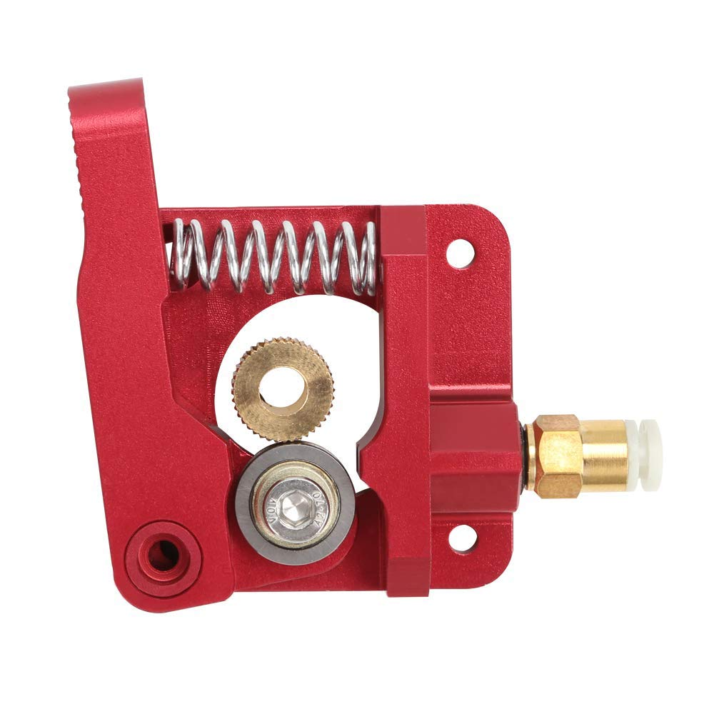 CR-10 CR-10S Sovol Ender 3 Creality 3D Upgrade Replacement MK8 Extruder Aluminum Alloy Block Bowden Extruder 1.75mm Filament for Ender 3 Ender 3 Pro Ender 3X CR-10S4 and CR-10S5