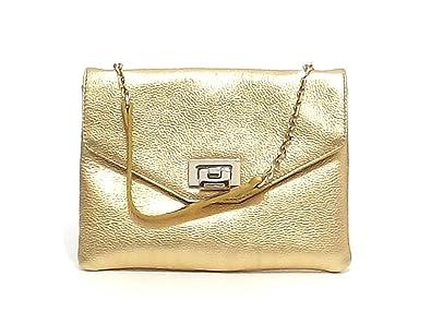 Damen Schultertasche Gold gold Small Coccinelle uWeZ2R