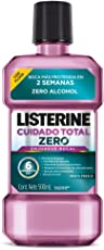 Listerine Enjuague Bucal Cuidado Total Zero