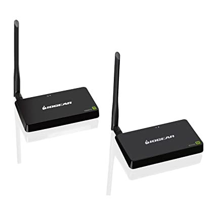 Amazon.com: IOGEAR Wireless HDMI TV Connection Kit, GWHDKIT11 ...