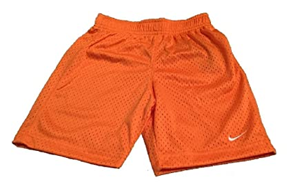 140a19eeca Image Unavailable. Image not available for. Color  Nike Little Boys Solid  Mesh Shorts ...
