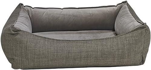 Bowsers Oslo Ortho Bed, Large, Driftwood