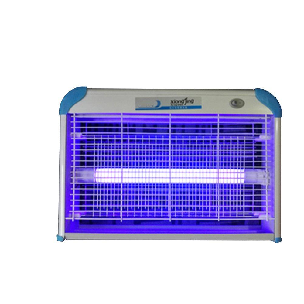 LIANGLIANG 害虫駆除ホーム電気ショックUVアトラクション放射線フリーモスキートキリングブルー、4スタイル (色 : #2, サイズ さいず : 4w-49 * 7.5 * 28cm) B07DW9NN5Z #2 4w-49*7.5*28cm