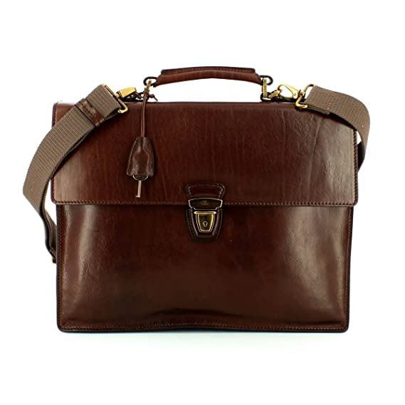 design senza tempo aa4c1 6712b The Bridge - Borse Business - Cuoio: Amazon.co.uk: Luggage