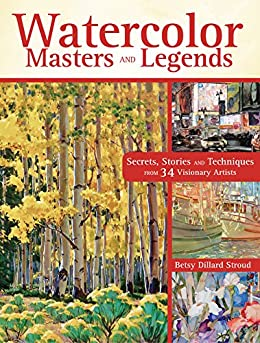 Watercolor Masters Legends Techniques Visionary ebook product image