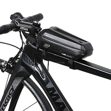 Amazon.com: Inwalk - Bolsa para bicicleta, con tubo superior ...