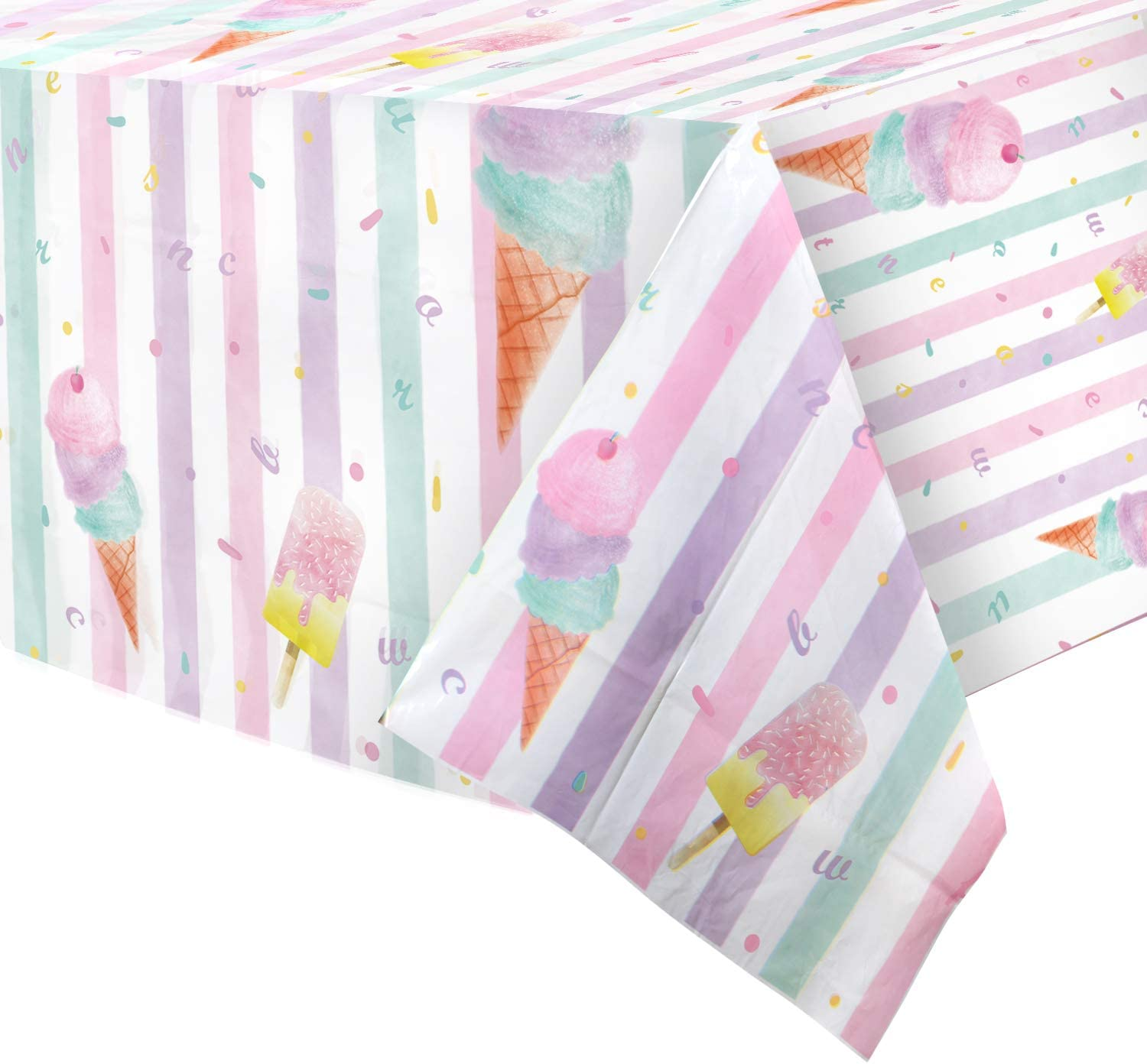 Details about  /Sunny Day Birthday Party Supplies Napkins,Table Cover /& 7pcs Decor.!!