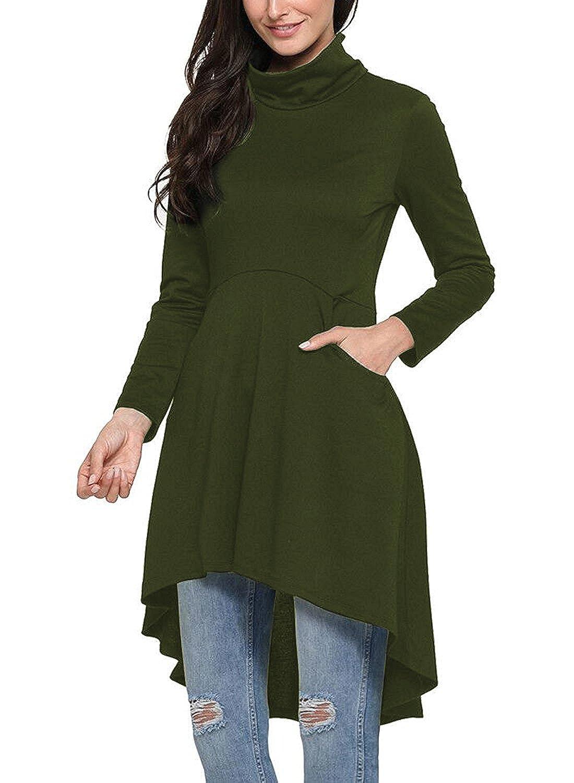 Army Green KISSMODA Womens Short Sleeve Workwear Bodycon Dress One Piece Midi Pencil Peplum Summer Dresses