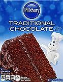 Pillsbury Traditional Cake Mix, Chocolate, 15.25 Ounce