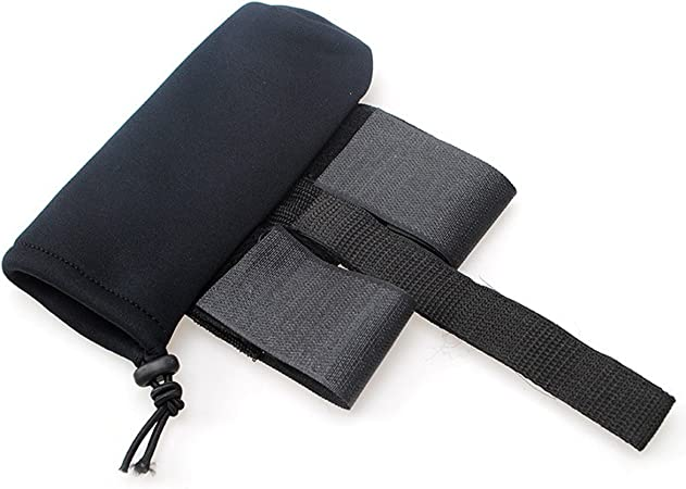 Nicebee Small Adjustable Roll Bar Fire Extinguisher Brackets Strap Holder For Jeep Wrangler TJ YJ JK CJ Black