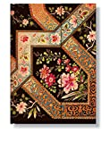 Paperblanks Midi Ebony Filigree Floral Address Book