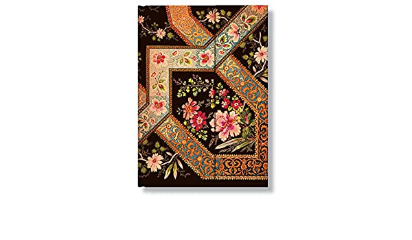 Filigree Floral - Ebony Address Book (Paperblanks Address Books)