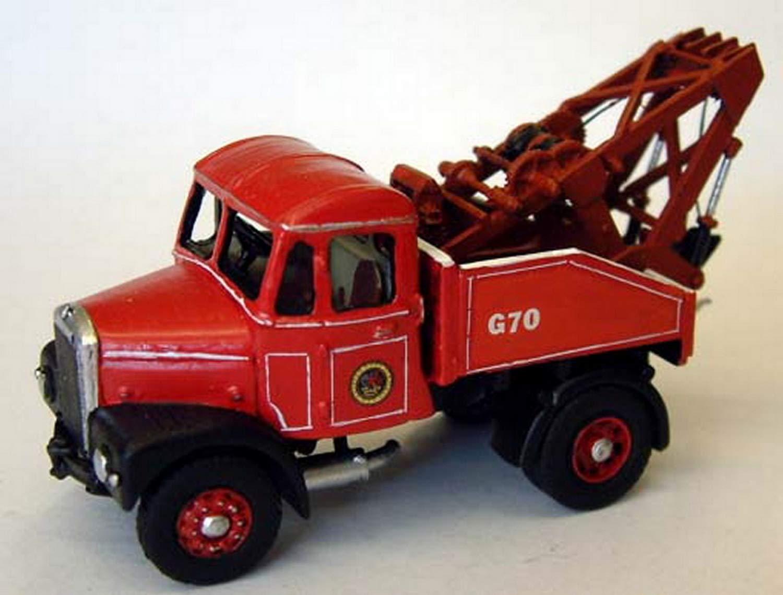 Camión de desglose de Langley Models estafa bandolero escala OO sin pintar modelo Kit G97: Amazon.es: Juguetes y juegos