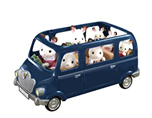 Calico Critters Family Seven Seater