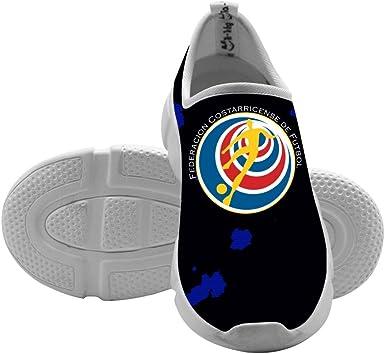 QsvMo Costa Rica Kids Shallow Casual Shoe Cool Sneaker