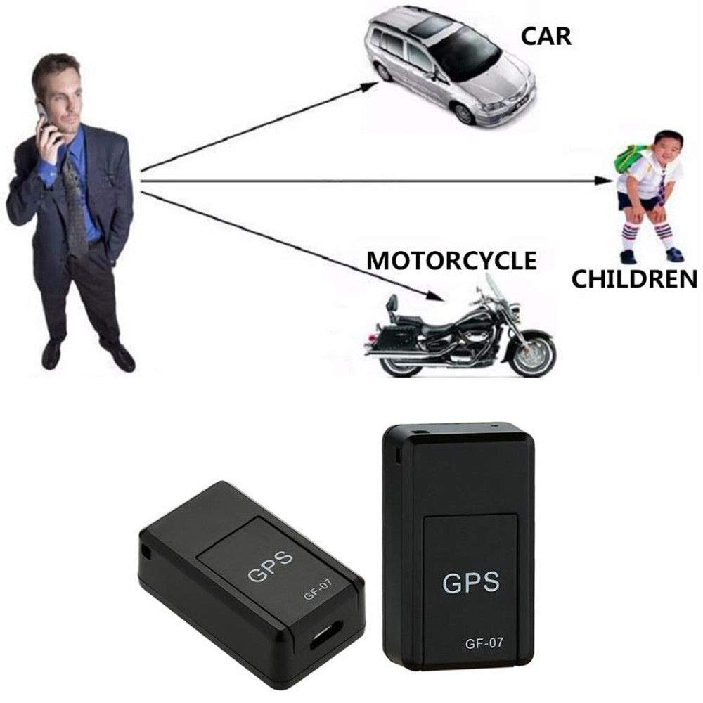 Amazon com: GF07 Mini GPS Real Time Car Locator Tracker Magnetic GSM