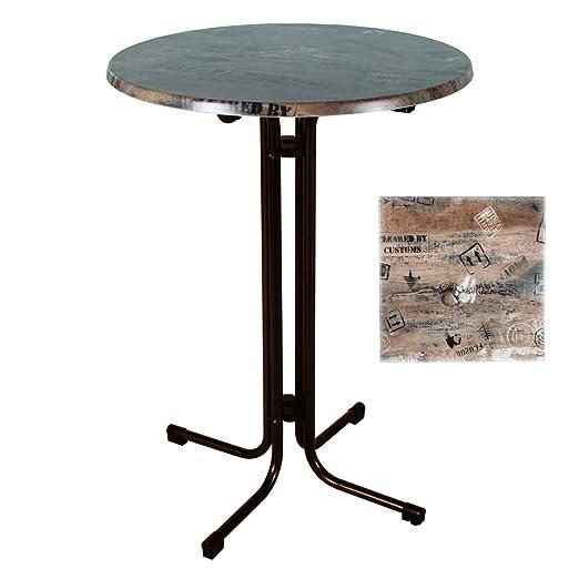 Pie mesa 80 cm anthrex Works (01603355): Amazon.es: Jardín