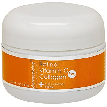 amazon com vitamin c retinol collagen super charged anti