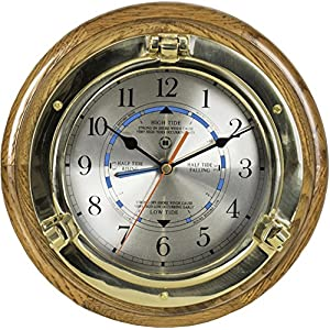 61yiCw5VCeL._SS300_ Nautical Themed Clocks