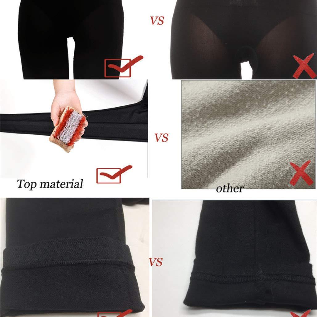 XOKIMI Womens High Waist Firm Tummy Control Shapewear Compression Slimming Leggings Thigh Body Shaper Long
