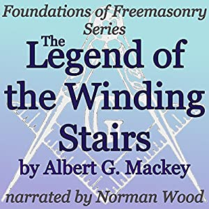 The Legend of the Winding Stairs Audiobook