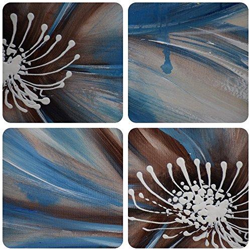 Artland Modern  Hand Painted Flower Oil