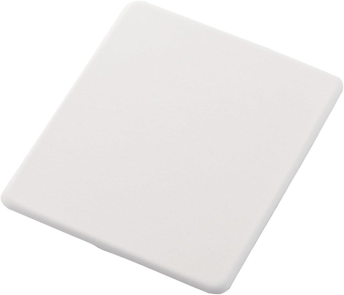 Soft Leather Mouse Pad Small Size//PU Leather//Anti Skid//Soft//Precise Control Black MP-SL01BK ELECOM-Japan Brand