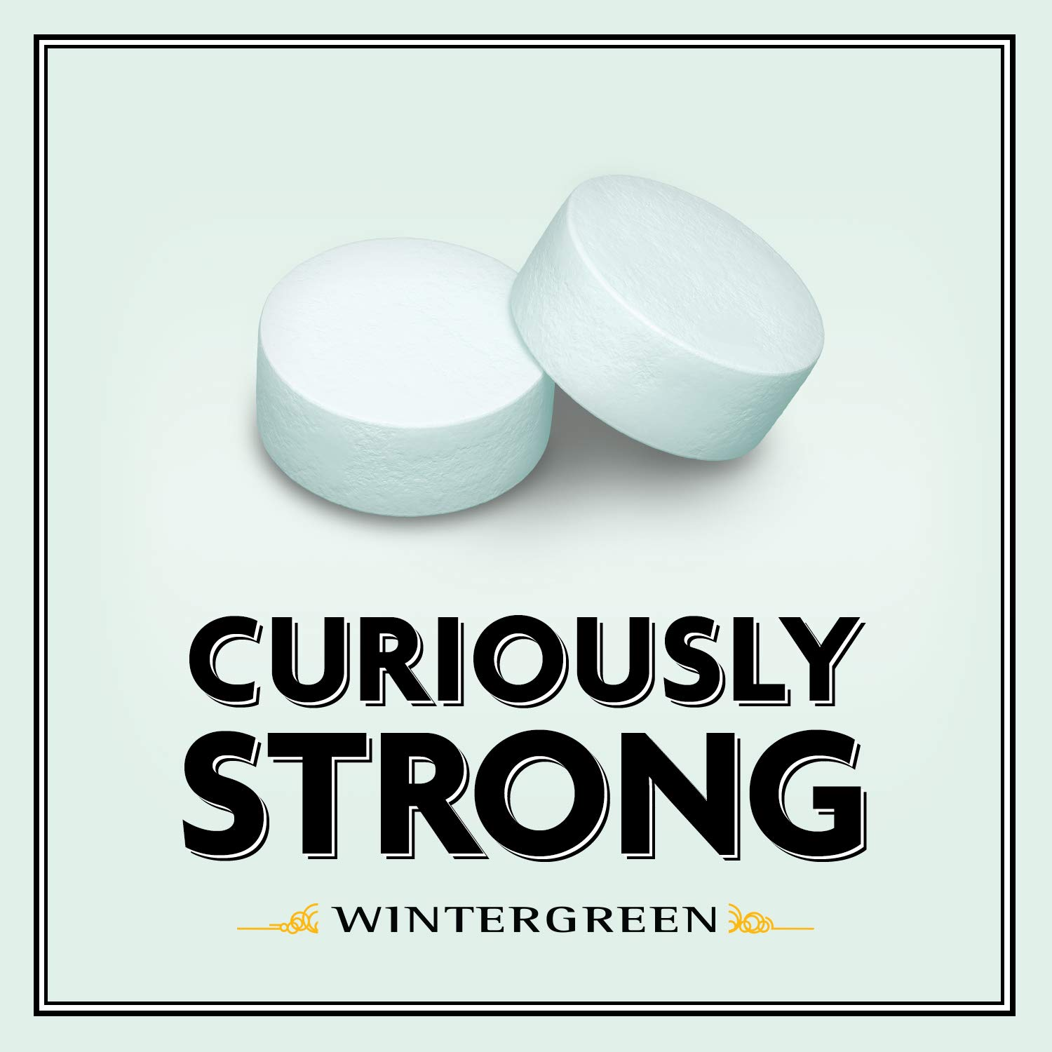 ALTOIDS Classic Wintergreen Breath Mints, 1.76-Ounce Tin (Pack of 12) by Altoids (Image #6)