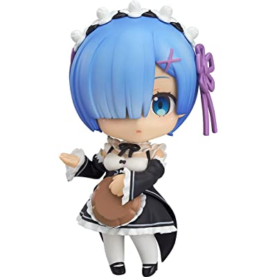 Good Smile Starting Life in Another World: Rem Nendoroid Action Figure: Toys & Games