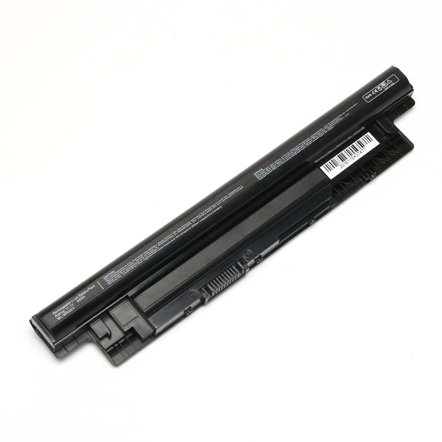 SLE-TECH Rechargeable Li-ion Battery 11.1V 65WH for MR90Y Dell Laptop Battery N121Y DELL Inspiron 3421 5421 3521 5521 3721 5721 14 15 17 Series