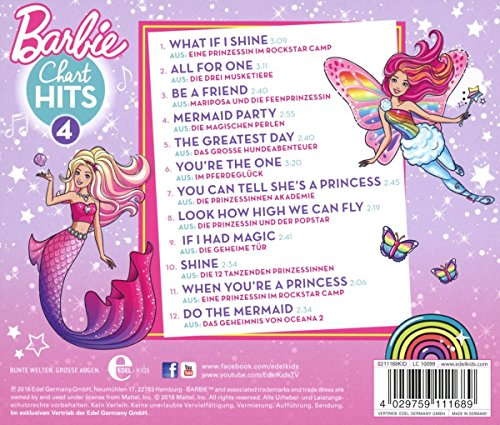 barbie chart hits