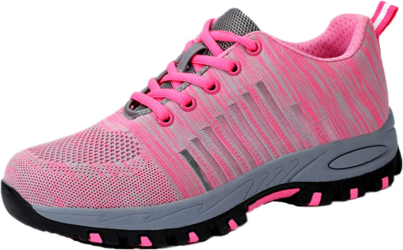 Tongzone Womens Steel Toe Shoes Safety