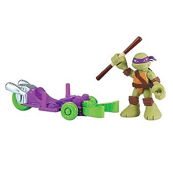 Teenage Mutant Ninja Turtles - 96102 - La mitad de Shell ...