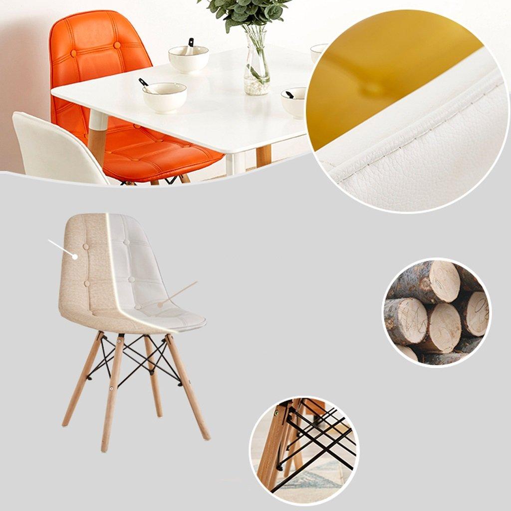 ZT Kreativ modern minimalistisk arbetsrum kontorsstol hållbarhet (färg: D) b