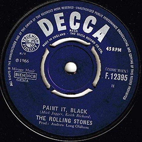 paint it black vinyl - 1