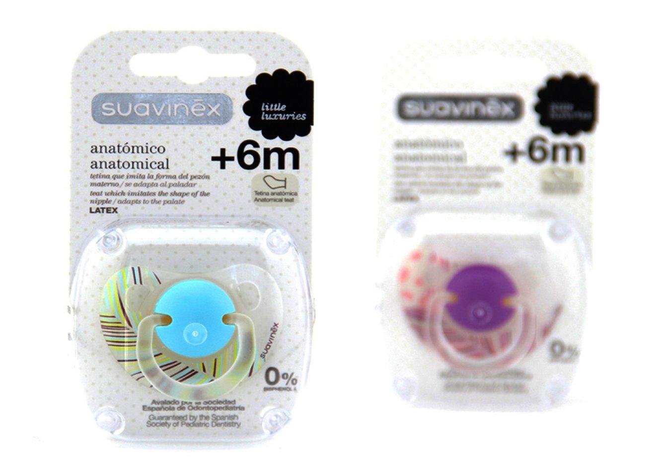 Suavinex - Chup Anatomico +6 - Chupete