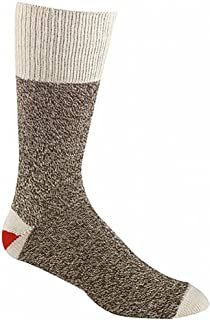 Red Heel Sock