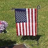 GC - Evergreen - Metal Garden Flag Pole - 28''